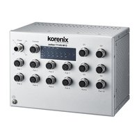 Korenix - COMMUTATEURS EN50155