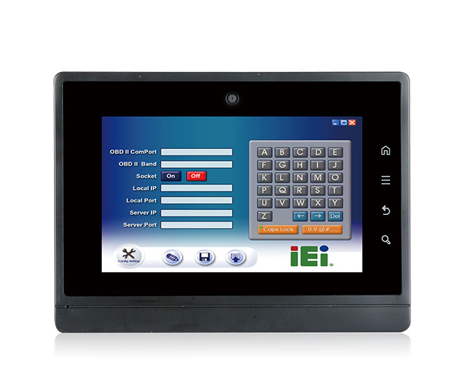 In-Vehicle Panel PC