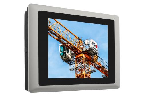 Cincoze - Moniteurs à haute luminosité (Série CS-100/M1000) | APLUS Système Automation