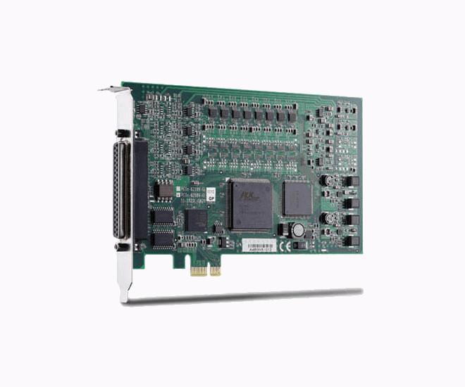 Cartes PCIe analogiques
