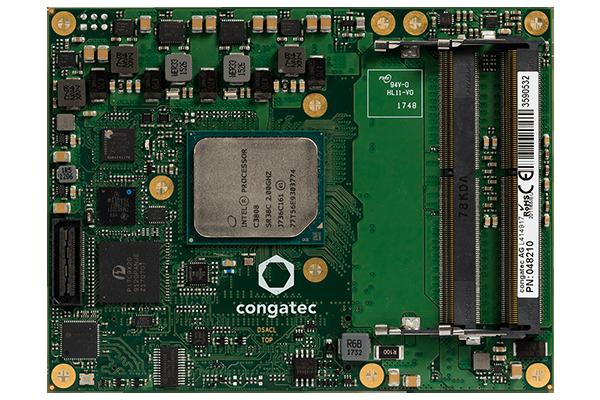 Congatec : COM EXPRESS TYPE 7