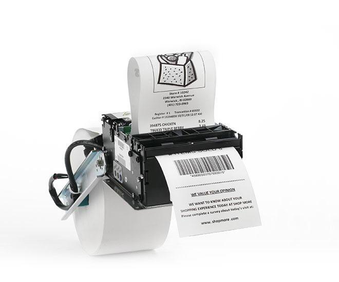 Imprimantes d'intégration