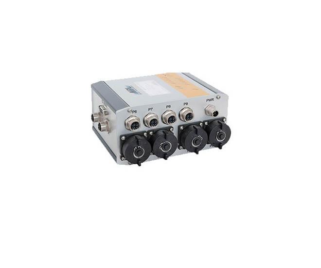 Commutateur 10 ports durci