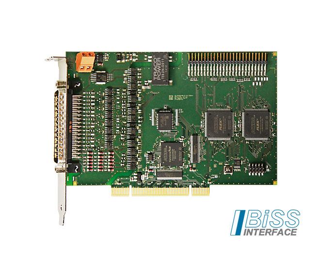 Carte PCI de comptage multifonctions