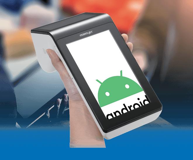 Terminaux point de vente sous Android