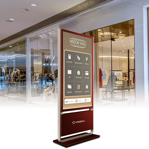 Solutions vitrines (Windows Shop)