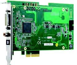 Adlink : PCIe-HDV62A