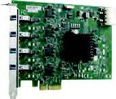 Adlink : PCIe-U304 PCIe-U308 PCIe-U308E